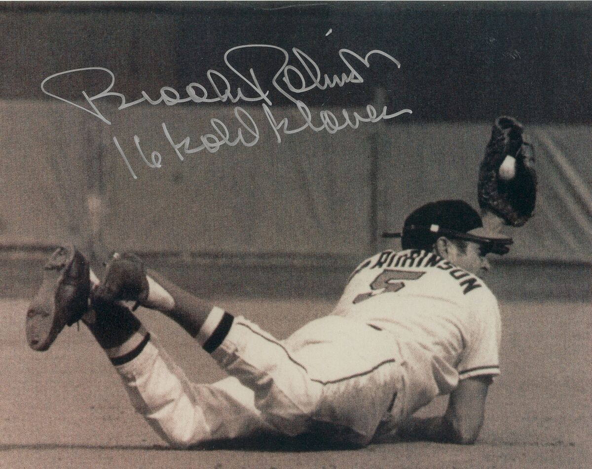 For All Things Brooks Robinson