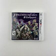 Fire Emblem Fates: Conquest (Nintendo 3DS, 2016)