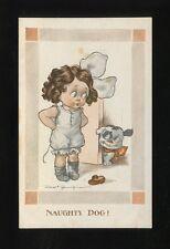 Artist FRED SPURGIN Inter-Art Co Girlie Series #531 PPC