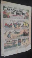 Rivista per Lettera La Settimana Di Suzette che Appaiono Il Giovedì 1929 #21 ABE