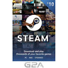 Steam Tarjeta de Regalo €10 EUR - Valve Código de descarga 10 Euro ES
