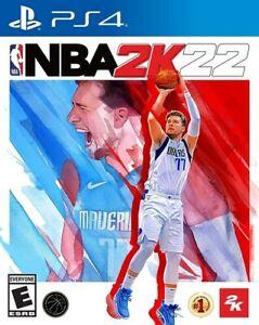 NBA 2K22 ( PlayStation 4 / PS4 )
