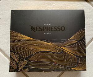 nespresso pro Professional Kaffee Neu Espresso Origin Brazil 50 Kapseln