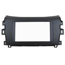Fascia for Nissan NP300 Navara 2014+ facia panel dash kit stereo install kit