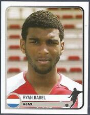 PANINI 1955-2005 CHAMPIONS OF EUROPE- #041-AJAX-RYAN BABEL