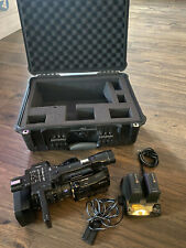 Sony Professional HVR-Z7U 3CCD High Definition Camcorder with 12x Optical Zoom