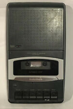 Radio Shack Portable Cassette Recorder CTR-111 in good working condition