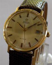 Omega De Ville Automatic Date  Ω 565 - 18K Solid Gold Case