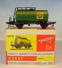 Fleischmann H0 1475B Kesselwagen BP British Petroleum 2-achsig der DB OVP #5472