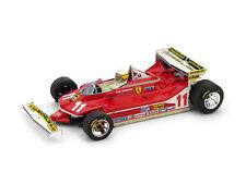 Ferrari 312 T4 J. Scheckter 1979 #11 Winner Monaco GP + Driver 1:43 Model R513CH