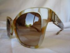 DOLCE & GABBANA D&G SUNGLASSES DG4309 312113 PEARL HAVANA 53 MM NEW & AUTHENTIC