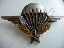 bel insigne para français; période indochine 1952-53