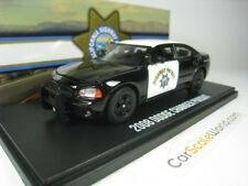DODGE CHARGER PURSUIT 2008 CALIFORNIA HIGHWAY PATTUGLIA 1/43 GREENLIGHT