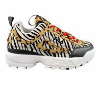 Fila Women's Disruptor II Animal Casual Athletic Sports Shoes