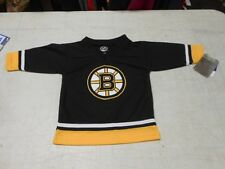 NHL Toddler Boys' Boston Bruins Jersey, Black/Yellow, 2T