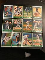 1997 Topps NEW YORK METS Complete Team Set (21) RC's DP's EXT-MT+ READ
