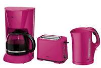 Frühstücks-Set Frühstücksset Wasserkocher Toaster Kaffeemaschine/Kaffeeautomat