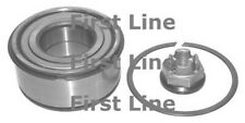 FBK911 FIRST LINE WHEEL BEARING KIT fits Renault Scenic RX4 -Front/Rear