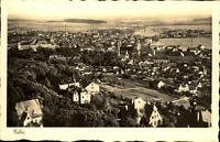 FULDA Hessen um 1940/50 Panorama Gesamtansicht der Barock-Stadt AK ungelaufen