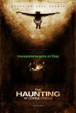 THE HAUNTING IN CONNECTICUT MOVIE POSTER 27x40 ORIGINAL