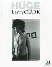 Huge  April 2013  Larry CLARK / Men's Fashion Culture magazine / from Japan
