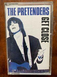 The Pretenders Attraper Fermer Audio Cassette Audio Album