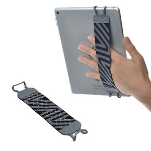 Non-Slip Hand Strap Holder with Silicon for Tablets / iPad Pro / Mini 4 / Air 2