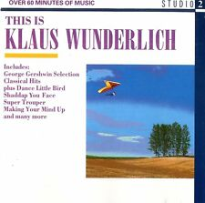 THIS IS KLAUS WUNDERLICH CD WERSI ORGAN MUSIC