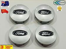FORD 4pcs/lot 65mm silver blue Wheel Center caps For Territory & Compatible Mods