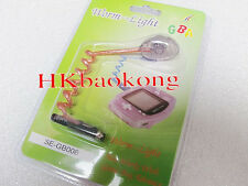 WORM LIGHT led illumination for Nintendo GBA Gameboy Advance and GBA SP