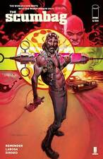 SCUMBAG #1 COVER B ROBINSON - NM or Better - Preorder 10/21/20