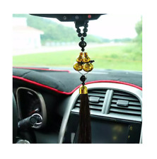 Golden Double Gourd Car Hanging Ornaments