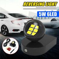 Car 6LED backup Camera Illumination system Auxiliary Bright Reverse Light  3 F