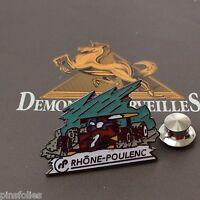 Pin's Folies *** Demons et Merveilles Automobile Rhone poulenc