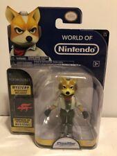 World of Nintendo 4.25 Fox McCloud Figure Wave 3
