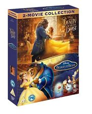 Beauty and the Beast: 2-Movie Collection DVD Box Set Brand New 8717418509019