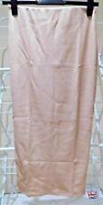 New Pink Glitter Midi Skirt