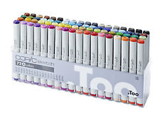 Copic Sketch Marker - 72 A Manga Marker Set-Rechargeables avec COPIC divers encres