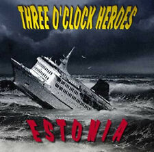 THREE O´CLOCK HEROES Estonia CD (1997 We Bite) Neu!