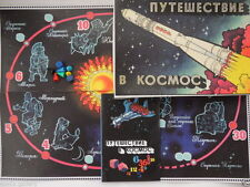 Kids Game Table Board Fun Family Vintage Soviet Russian 1984 Toy Christmas Gift