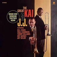 Winding- Kai/Johnson- J.J.	Great Kai & J.J. + 1 Bonus Track (New Vinyl)