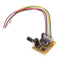 Universal Sensorless Brushless DC Driver Board BLDC Motor Speed Controller
