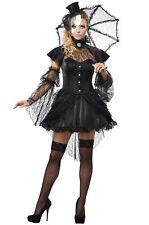 Platium Collection 01144 Victorian Doll Black Dress Costume Set X-large