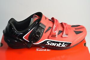 Santic Lock-Free Cycling Shoes MTB for Road & Bike ***Some Defects see pictures*