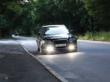Griglia x fendinebbia con luci diurne TFL VW Passat 3C 2005+