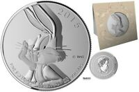 2015 $20 SILVER BUGS BUNNY LOONEY TUNES COIN