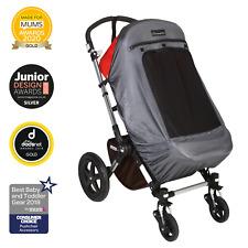SnoozeShade Plus Deluxe (6m+) - buggy sunshade & baby sleep aid