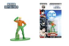 Jada Nano Metalfig New * Aquaman * 98486 Justice League Diecast Metal 1 2/3-Inch