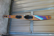 vintage freyrie master swt  167  water ski timber