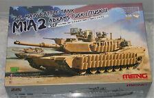 MENG 1/35 M1A2 SEP ABRAMS TUSK I/II